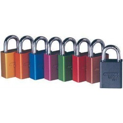 American Lock - 5011102507 - Solid Aluminum Padlocks (Each)