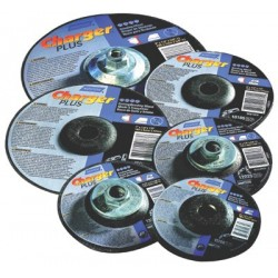 Norton - 5011147023 - Type 27 Charger Plus Depressed Center Cutting/Notching Wheels (Each)