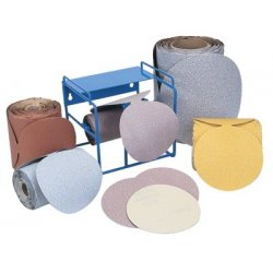 Norton - 5011147587 - Stick & Sand Paper Discs (Pack of 4)