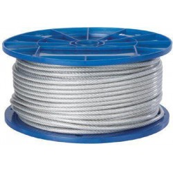 Peerless - 005-4500305 - Fiber Core Wire Ropes (Case of 250)