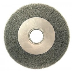 Anderson Brush - 066-01416 - Medium Face Crimped Wire Wheels-DA Series (Each)