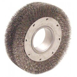 Anderson Brush - 066-02354 - Wide Face Crimped Wire Wheels-DH Series (Each)