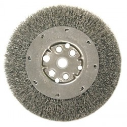 Anderson Brush - 066-03184 - Narrow Face Crimped Wire Wheels-DM Series (Case of 5)