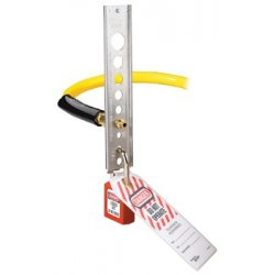 Master Lock - 470-S3900 - Safety Series Pneumatic Lockouts (Each)