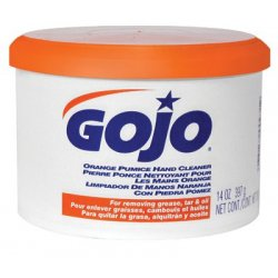 Gojo - 315-0978-06 - Orange Pumice Hand Cleaners (Case of 6)