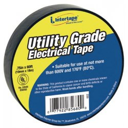 Intertape Polymer - 34ACP - General Purpose Vinyl Electrical Tapes (Case of 120)