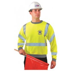 Occunomix - 5011148008 - Hi-Visibility Sweatshirt Jackets (Each)