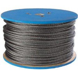 Peerless - 005-4501090 - Aircraft Quality Wire Ropes (Case of 500)