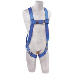 Protecta - 098-AB17520 - First Full Body Harness - Pass thru Buckle Legs (Each)
