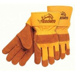 Memphis Glove - 127-1680 - Premium Side Split Cow Gloves (Pack of 12)