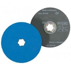 Pferd - 419-40171 - COMBICLICK Zirconia Cool Fiber Discs (Each)