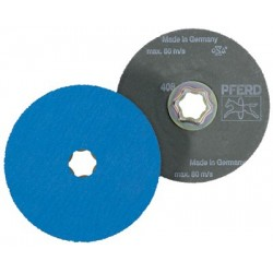 Pferd - 419-40191 - COMBICLICK Zirconia Cool Fiber Discs (Each)