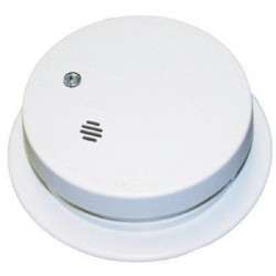 Kidde Fire and Safety - PE9E - Kidde DC Smoke Alarm w/ Tamper-Resistant Locking Pin, DC (Photoelectric)