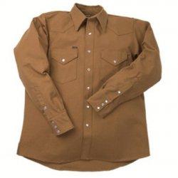 Lapco - 160-DK-20 - 1300 Brown Duck Shirts (Each)