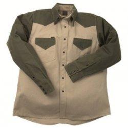 Lapco - 160-KG-20 - 9510G Khaki/Green Shirts (Each)