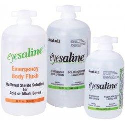 Sperian Protection - 5011119373 - Eyesaline Wall Station Refill Bottles (Case of 1)
