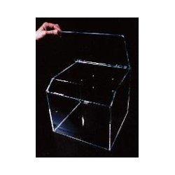 Ak - Ak-260 - Container Bin W/lid 12x11x12in. (each)