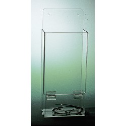 Bel-Art - 248760000 - Dispenser, Eyewear, Acrylic