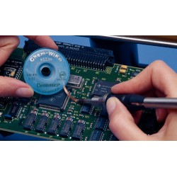 ITW Chemtronics - 10-50L - Chemwik Rosin Desoldering Braid 1 X 50'