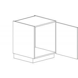 Case Systems - B0120302424 - CUPBOARD 1SHLF 1RDR 302424 (Each)