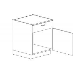 Case Systems - B3120302424 - CAB 1RDR 1DWR 302424 (Each)