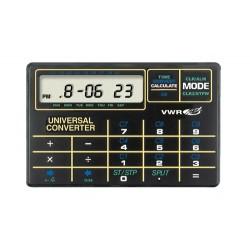 Vwr - 40500-010-each - Vwr Calculator/convertor Cc Un Vwr Calculator/convertor Cc Un (each)