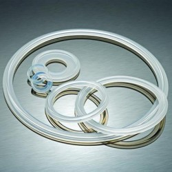 Helix Medical - 70-400-10 - GASKET SILICONE CLAMP 1IN PK25 (Pack of 25)