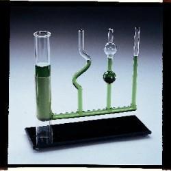 Eisco Scientific - PH0200B - Eisco Labs Borosilicate Glass Equilibrium Tubes, Liquid Level Apparatus, 10H