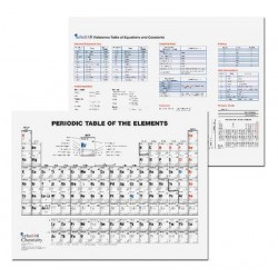 Other - 9630450 - Ward's Chemistry Advanced Periodic Table, 4-Color Student Size Ward's Chemistry Advanced Periodic Table, 4-Color Student Size (Each)