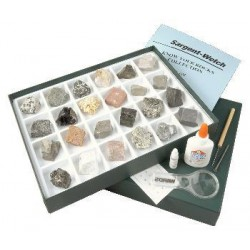 VWR - WARD470016-512 - Sargent-Welch Know Your Rocks Collection Sargent-Welch Know Your Rocks Collection (Kit of 1)