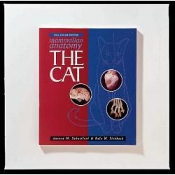 Matrix Scientific - 895826836 - BOOK MAMMALIAN ANAT THE CAT (Each)