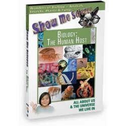 TMW Media Group - K4509DD - Biology - The Human Host Digital Download (Each)
