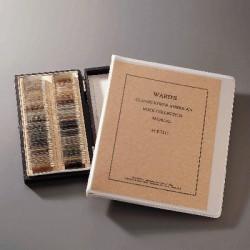 VWR - WARD470025-314 - Classic North American Rock Collection with Matching Thin Sections Classic North American Rock Collection with Matching Thin Sections (Each)