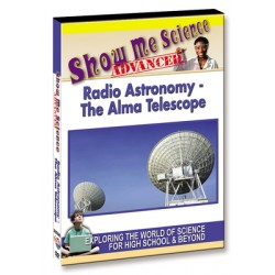 TMW Media Group - K4576DD - Radio Astronomy - The Alma Telescope Digital Download (Each)
