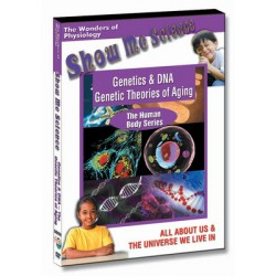 TMW Media Group - K4584DD - Genetics & DNA - The Genetic Theories of Aging Digital Download (Each)