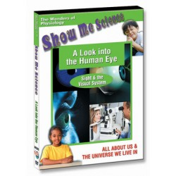 TMW Media Group - K4592DD - A Look Into The Human Eye Digital Download (Each)