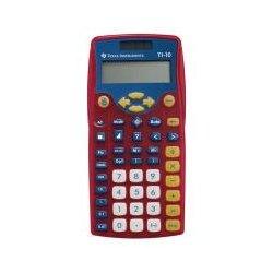 Texas Instruments - 470046-430 - CALCULATOR TI-10. (Each)