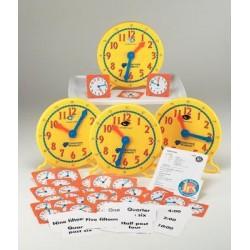 VWR - WARD470046-434 - Telling Time Study Kit Telling Time Study Kit (Each)