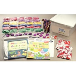 VWR - WARD470046-450 - Addition and Subtraction with Literature Study Kit Addition and Subtraction with Literature Study Kit (Each)
