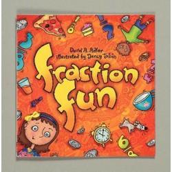 Matrix Scientific - 082341244X - BOOK FRACTION ACTION MATH (Each)