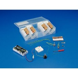 Hopes Program Kits - HPKEGAI - Introductory Electronics Kit Basic Circuits Introductory Electronics Kit Basic Circuits (Each)
