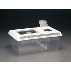 Matrix Scientific - PT-2310 - Reptile Den Reptile Den, Flat Home, Large (includes lid and divider) (Each)