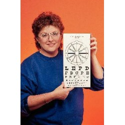 Able Printing - 3539 - CHART - EYE TEST 7X14IN 6/PK (Pack of 6)