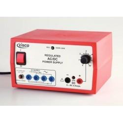 Eisco Scientific - EPR1329A - PWR SUPPLY AC/DC 0 - 6V 5.0 AMP CSA (Each)