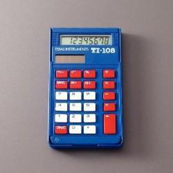 Texas Instruments - 470144-236 - CALCULATOR TI-108 TEACHER KIT SET/10 (Each)