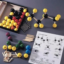 Christensen Educational Materials - 9078 - MODEL ORGANIC STRUCTURE (Each)