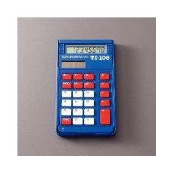Texas Instruments - 470151-736 - CALCULATOR TI-108. (Each)