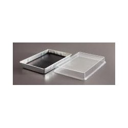 Eisco Scientific - Bi0186p-wx - Dissecting Pan Aluminum W/wax 10.6x7x1.5 (each)