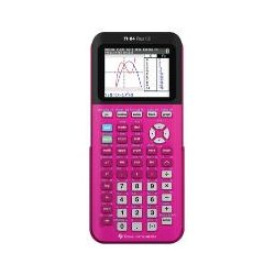 Texas Instruments - 84plce/pink-each - Ti-84 Plus Ce Pink. (each)