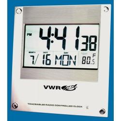 Vwr - 47732-424-each - Vwr Traceable Radio Wall Clk (each)